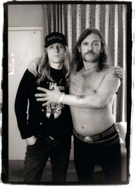 Memories of Lemmy: Jason McMaster's ones