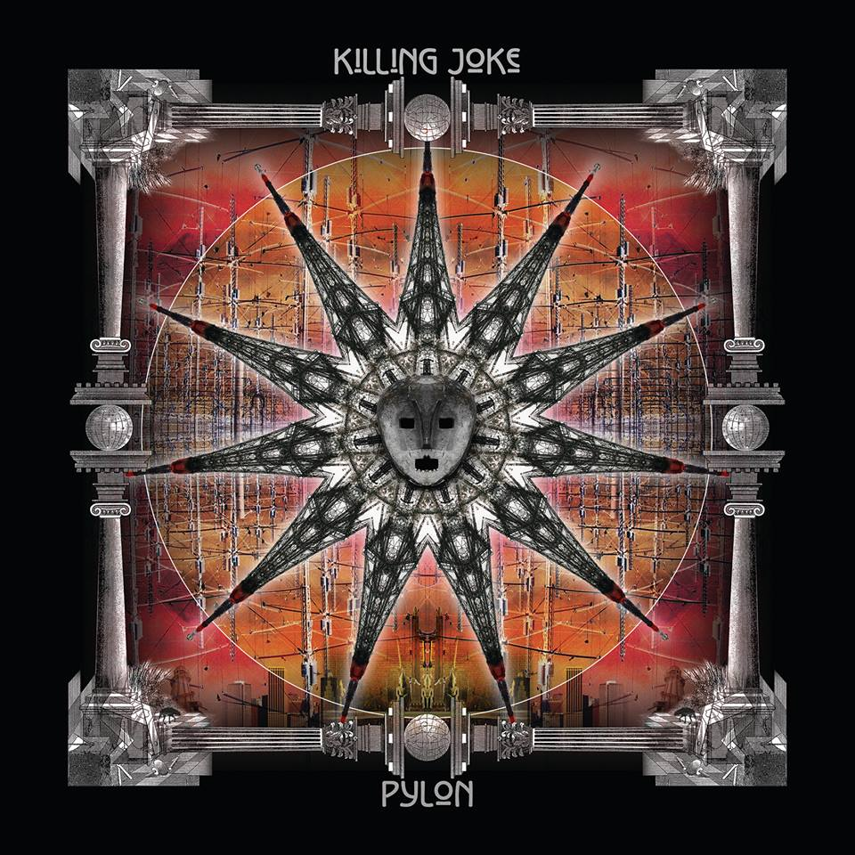 Killing Joke - Pylon - Album Cover