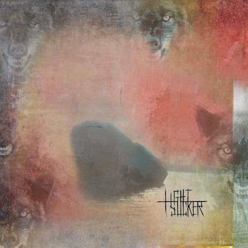Lightsucker - Zammal - Album Cover