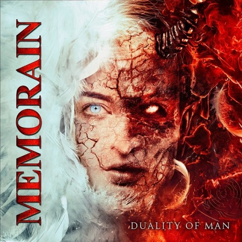 Memorian - Duality Of Man - Album Cover