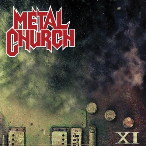 Metal Church - XI - Album Cover