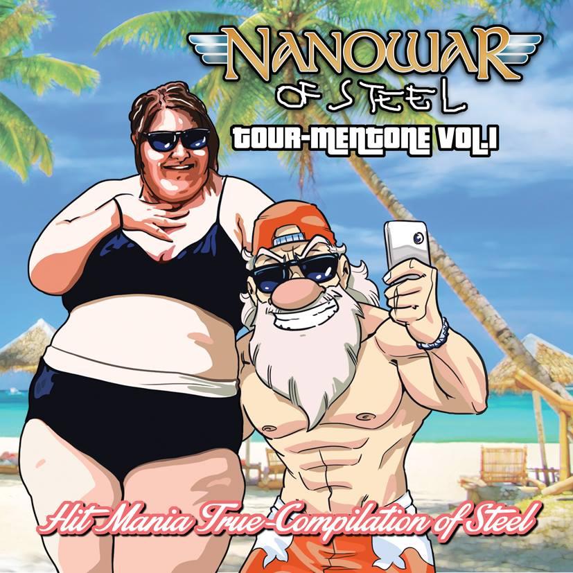 Nanowar Of Steel - Tour Mentone EP - Album Cover