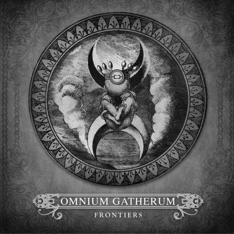 Omnium Gatherum - Grey Heavens - Album Cover