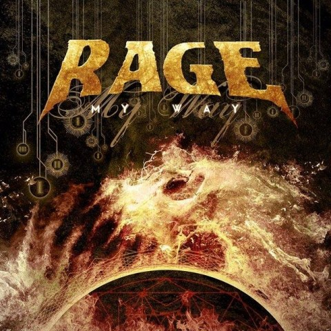 Rage - My Way - Album Cover