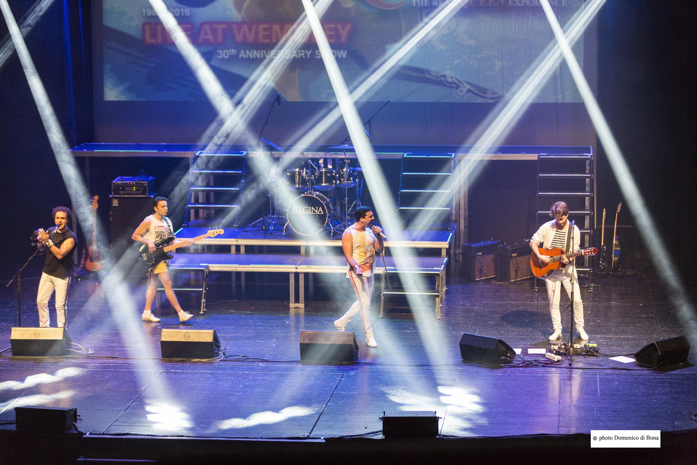 Regina @ Teatro Olimpico - 04 01 2016