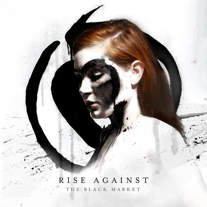 Rise Against - The Black Market - Album Cover