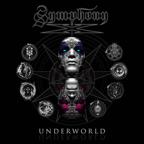 Symphony X - Underworld - Album Cover