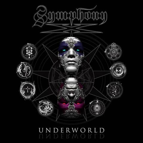 Symphony X - Underworld - Album Cover