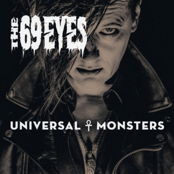 The 69 Eyes - Universal Monsters - Album Cover