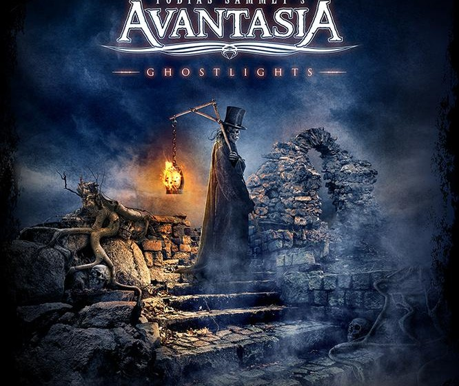 Tobias Sammet's Avantasia - Ghostlights - Album Cover