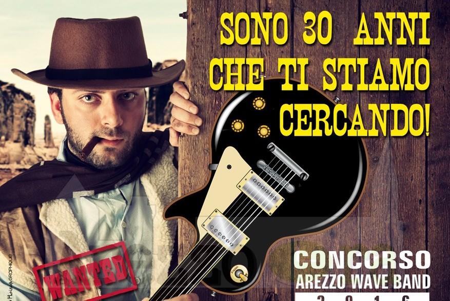 Arezzo Wave Band 2016 Promo