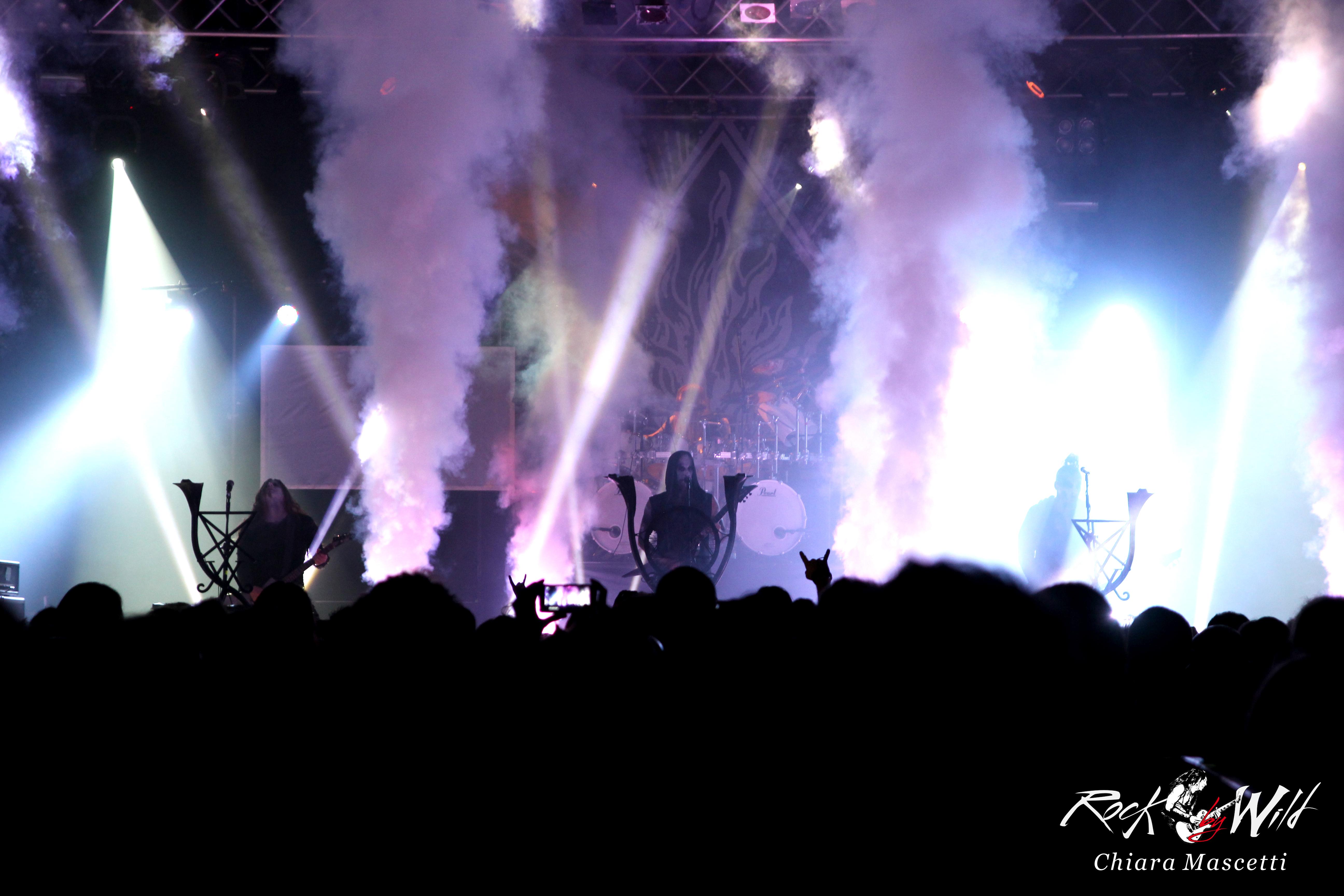 Behemoth @ Live Music Club - 11 02 2016