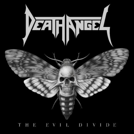 Death Angel - The Evil Divide - Album Cover