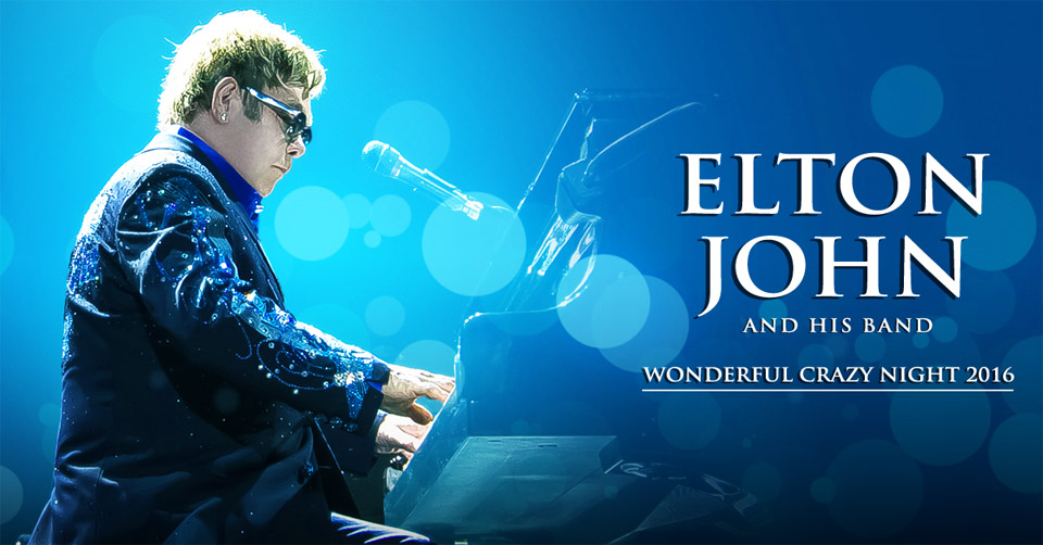 Elton John - Wonderful Crazy Night Tour 2016 Promo