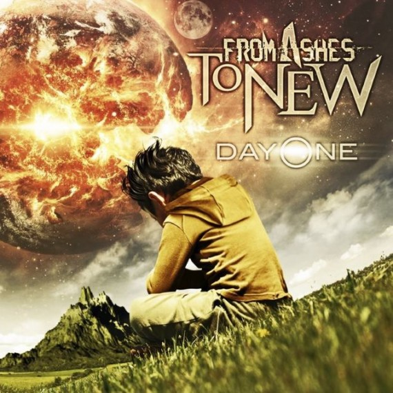 From Ashes To New - Day One - Album Cover