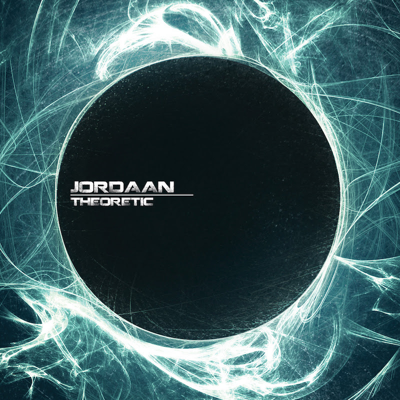 Jordaan -Theoretic - Album Cover