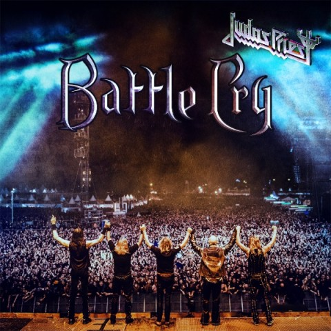 Judas Priest - Battle Cry - Album Cover