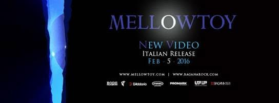 Mellowtoy - Dead Colours - Italian Release - Promo
