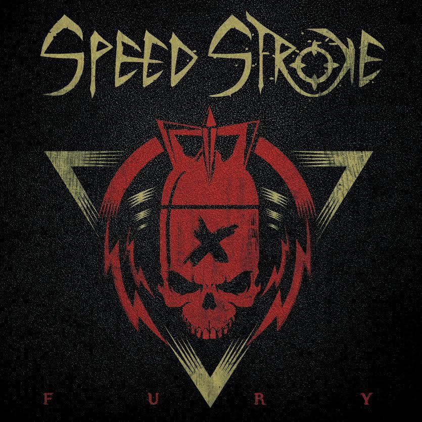 Speed Stroke - Fury - Album Cover