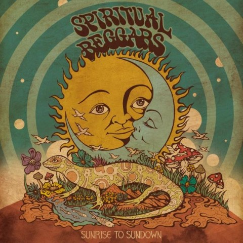 Spiritual Beggars - Sunrise To Sundown - Album Cover