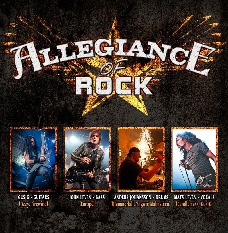Allegiance To Rock Promo