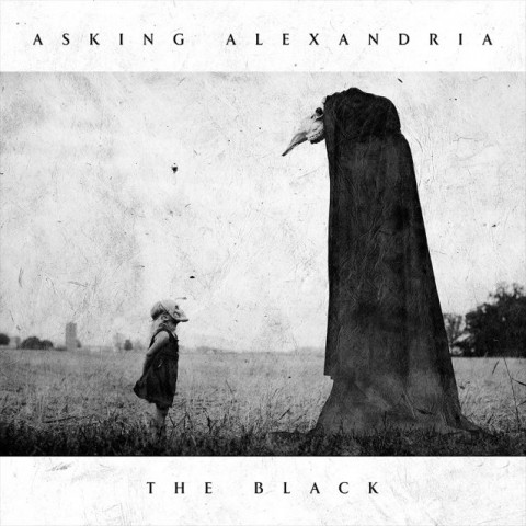 Asking Alexandria - The Black - Cover Album