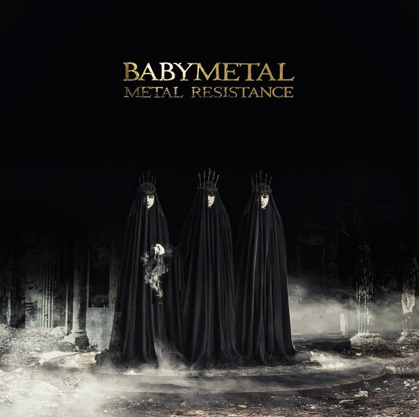 Babymetal - Metal Resistance - Album Cover