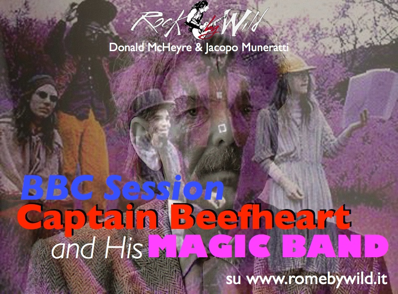 BBC Session 8° Puntata: Captain Beefheart