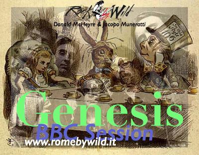 BBC Session 9° Puntata: Genesis