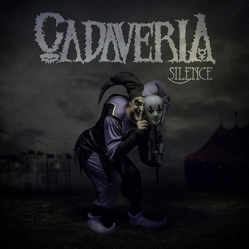 Cadaveria - Silence - Album Cover