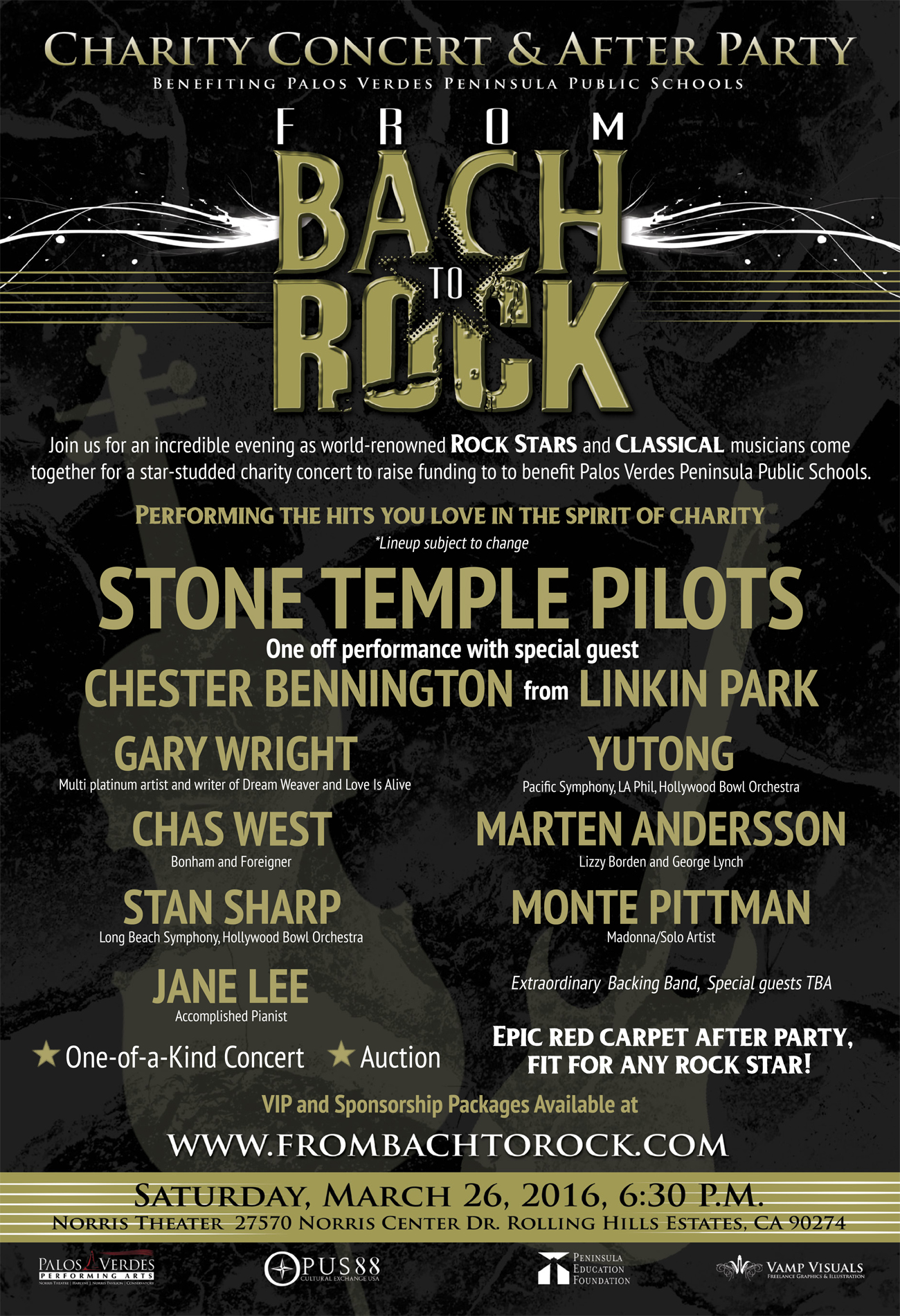 From Bach To Rock 2016