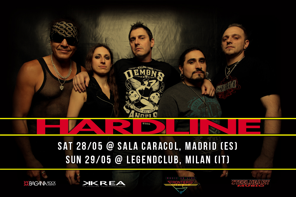 Hardline Europe Tour 2016 Promo