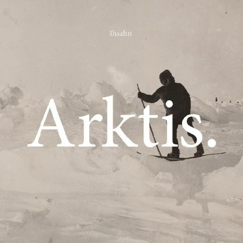 Ihsahn - Arktis - Album Cover