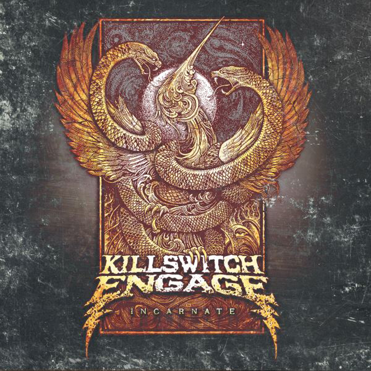 Killswitch Engage - Incarnate - Album Cover