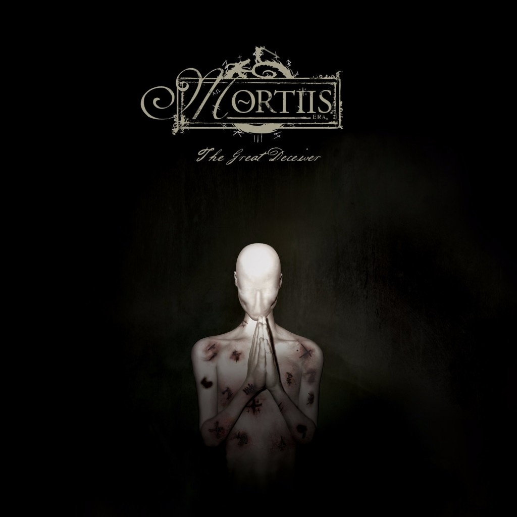 Mortiis - The Great Deceiver - Album Cover