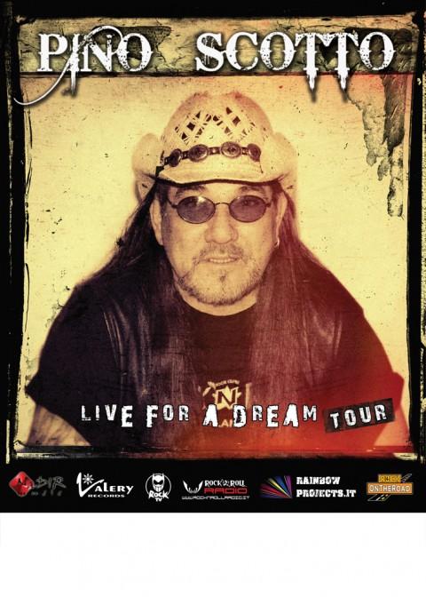 Pino Scotto - Live For A Dream Tour 2016 Promo