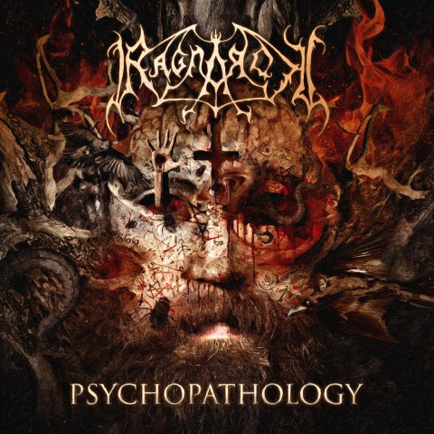 Ragnarok - Psychopathology - Album Cover
