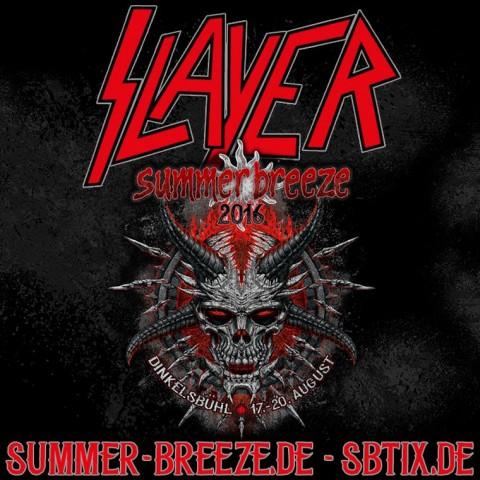Slayer - Summer Breeze 2016 Promo