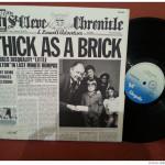 """10 marzo 1972 - esce """"Thick As A Brick"""" dei Jethro Tull"""