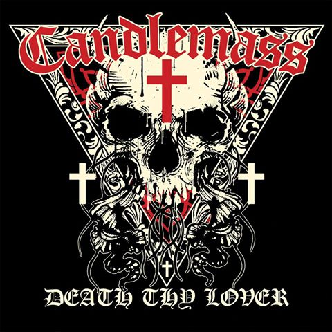 Candlemass - Death Thy Lover - Ep Cover