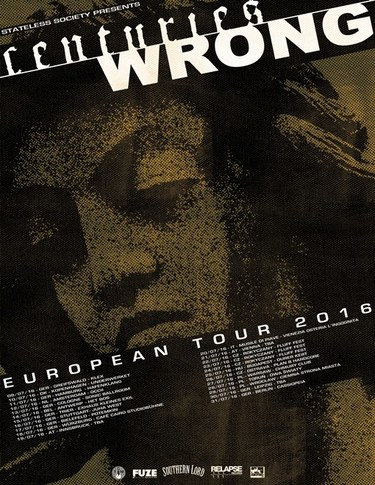 Centuries European Tour 2016 w/ Wrong