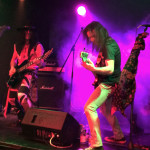 Dirty Skin opening per 17 Crash @ Centrale Rock - 02 04 2016