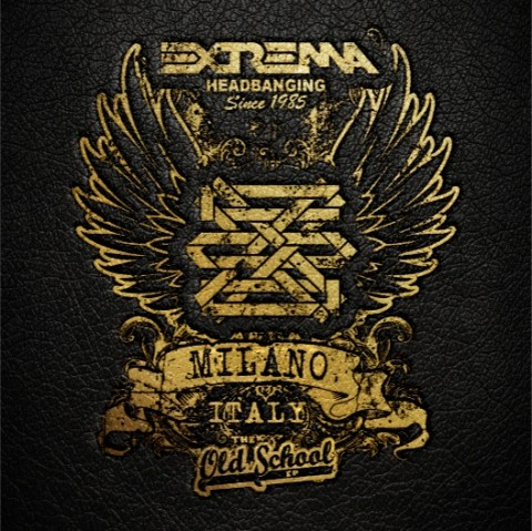 Extrema - The Old School Ep Cover
