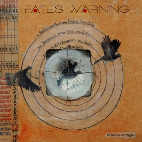 Fates Warning - Theories Of Flight - Album Cover