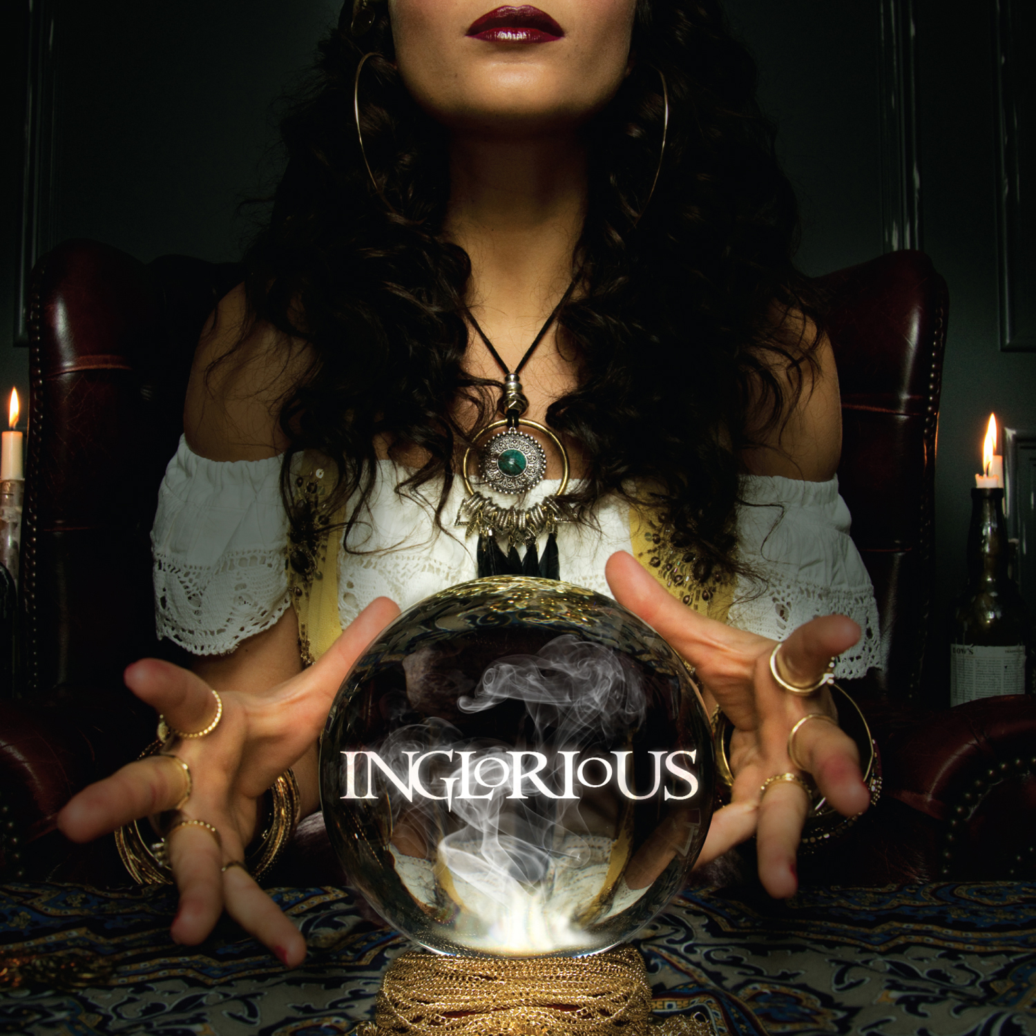 Inglorious - Inglorious - Album Cover