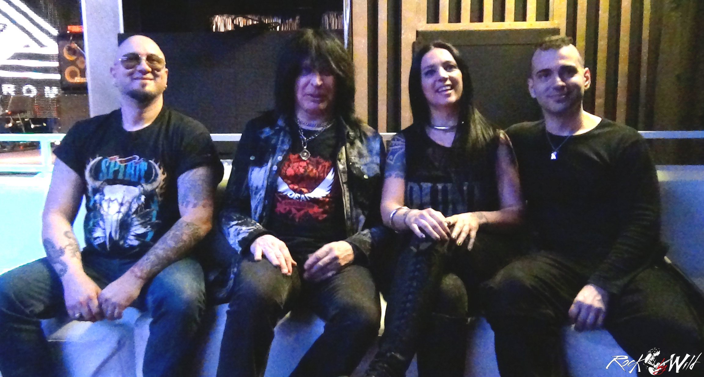 Intervista Michael Angelo Batio & The Black Hornets @ Planet - 24 03 2016