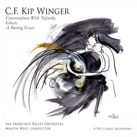 Kip Winger - Conversations With Nijinsky