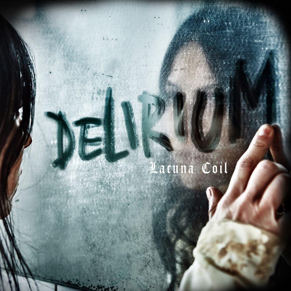 Lacuna Coil - Delirium - Album Cover