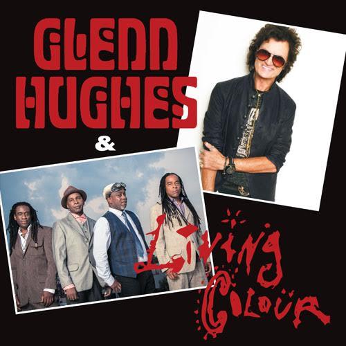 Living Colour e Glenn Hughes in un Co-headlining tour: Glenn Hughes e Living Colour in un co-headlining tour 2016