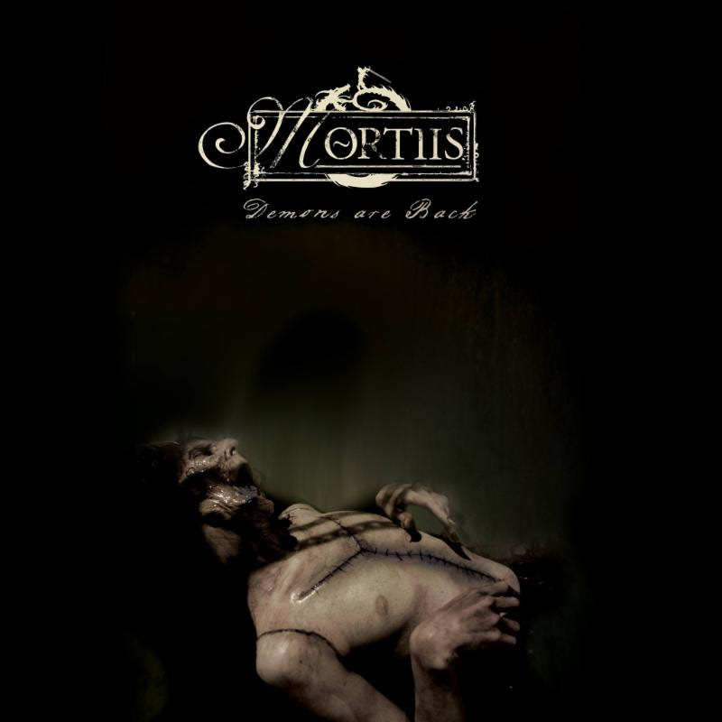 Mortiis - Demos Are Back - Single Cover